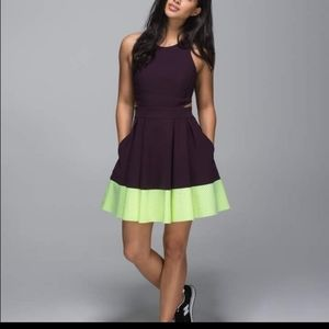 Lululemon Away Dress size 2